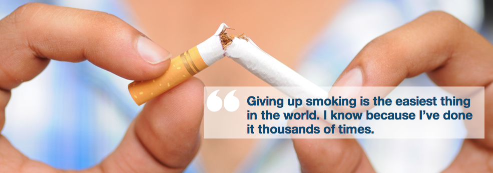 Stop Smoking Hypnotherapy in Altrincham, Cheshire, Manchester