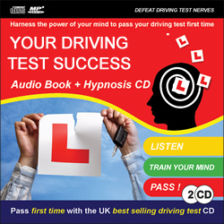 Pass your driving test hypnosis CD
