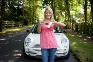 Driving test success CD