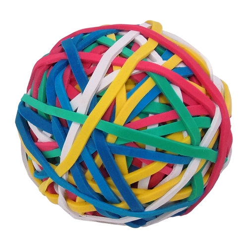 Rubber Band Thought Stopping